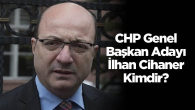 Photo of CHP Genel Başkan Adayı İlhan Cihaner kimdir? İlhan Cihaner kimdir, nereli, kaç yaşında?